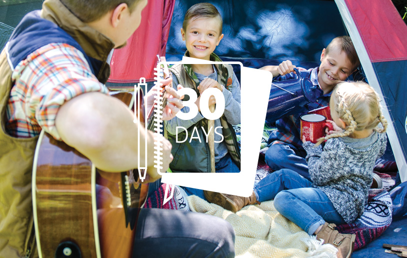 30 Days to Effective Fathering