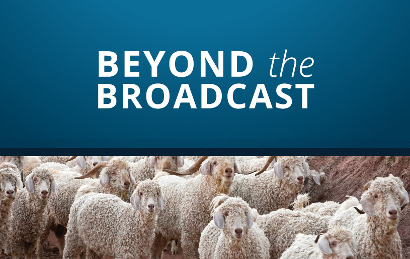 Beyond the Broadcast: God-Breathed Truth