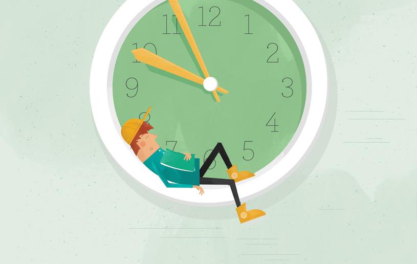 Putting off Procrastination