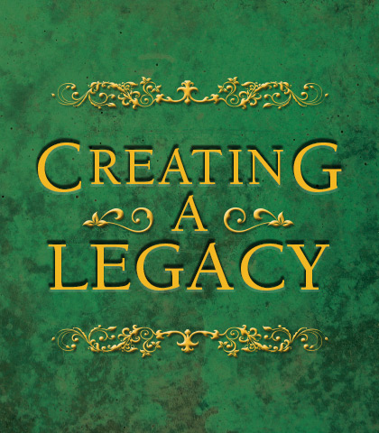 Artwork for Creating a Legacy