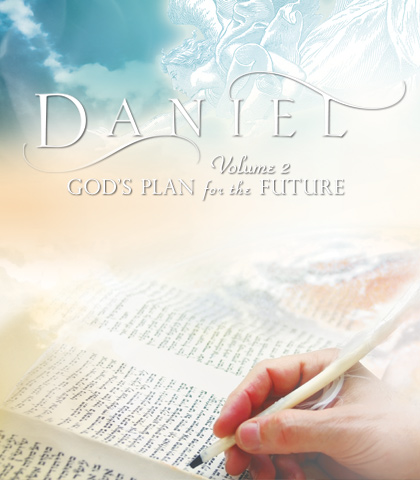 Artwork for Daniel, Volume 2: God's Plan for the Future