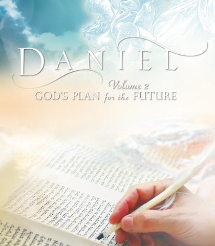 Artwork for Daniel, Volume 2: God's Plan for the Future