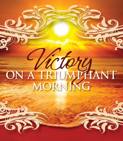 Artwork for Victory on a Triumphant Morning