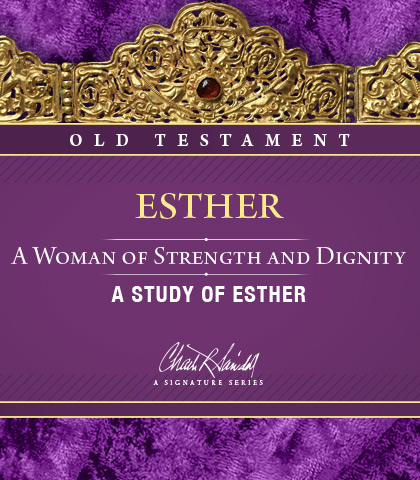 Artwork for Esther: A Woman of Strength and Dignity