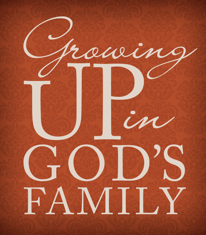 Artwork for Growing Up in God's Family