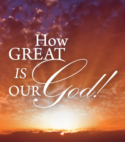 Artwork for How Great Is Our God!
