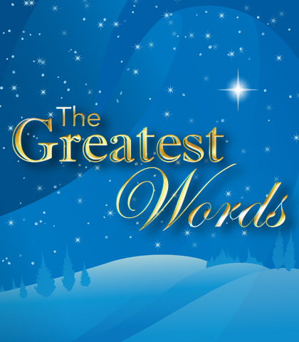 Artwork for The Greatest Words