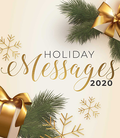 Artwork for Holiday Messages 2020