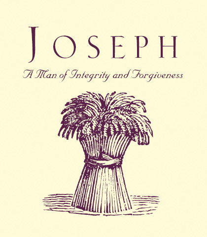 Artwork for Joseph: A Man of Integrity and Forgiveness