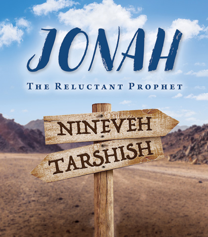 Artwork for Jonah: The Reluctant Prophet