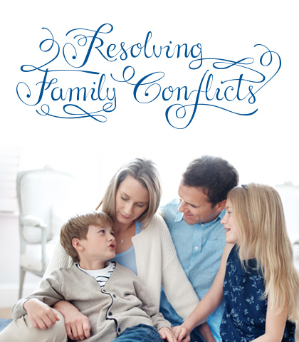 Artwork for Resolving Family Conflicts