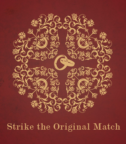 Artwork for Strike the Original Match