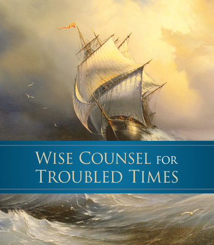 Artwork for Wise Counsel for Troubled Times